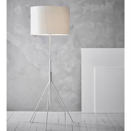 Lampa podłogowa SLING 1L Biała 107001 Markslojd