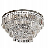 Lampa sufitowa Solerno Top chrome/crystal AZ2107